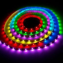 JSG Accessories® 5M 300 LED`s 3528 SMD RED GREEN BLUE RGB colour Flexible LED Strip Light IP65 Waterproof HIGH QUALITY